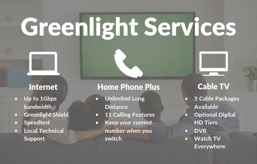 Greenlight Services List