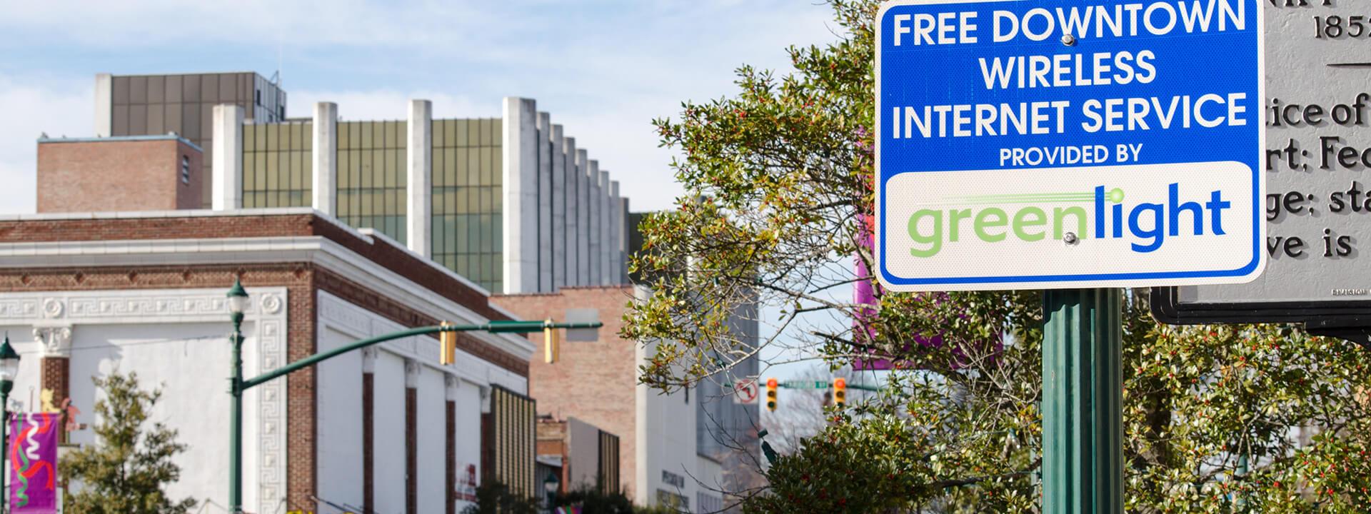 Greenlight Community Broadband   Home Greenlight